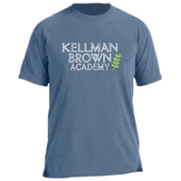 KELLMAN BROWN VINTAGE TEE