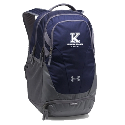 KELLMAN BROWN UNDER ARMOUR BACKPACK
