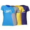 KELLMAN BROWN GIRLS AND LADIES FITTED TEE