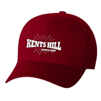 KENTS HILL CAMP FLEX FIT CAP
