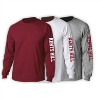 KENTS HILL LONGSLEEVE TEE