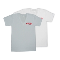 KENTS HILL AMERICAN APPAREL UNISEX JERSEY V-NECK TEE