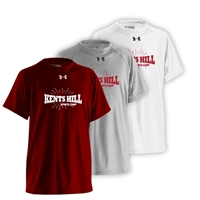 KENTS HILL OFFICIAL UNDER ARMOUR TEE