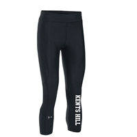 KENTS HILL LADIES UNDER ARMOUR HEAT GEAR ARMOUR CAPRI