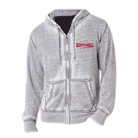 KENTS HILL UNISEX BURNOUT HOODY