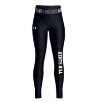 KENTS HILL GIRLS UNDER ARMOUR HEAT GEAR LEGGING