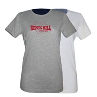 KENTS HILL GIRLS FITTED TEE