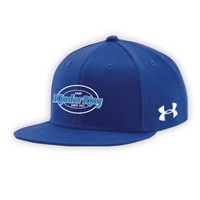 KINDER RING UNDER ARMOUR FLAT BRIM STRETCH FITTED CAP