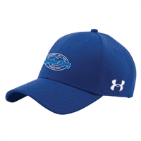 KINDER RING UNDER ARMOUR CURVED BRIM STRETCH FITTED CAP