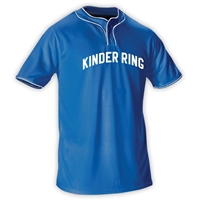 KINDER RING BASEBALL JERSEY