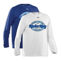 KINDER RING UNDER ARMOUR LONGSLEEVE TEE