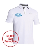 KINDER RING ADULT UNDER ARMOUR LEADERBOARD POLO