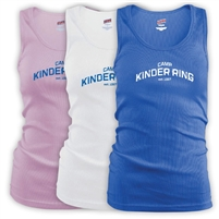 KINDER RING RIBBED TANK