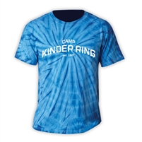 KINDER RING TIE DYED TEE