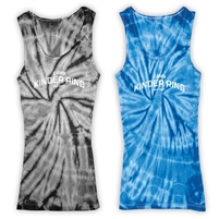 KINDER RING TIE DYE TANK TOP