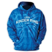KINDER RING ROYAL TIE DYE SWEATSHIRT