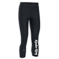KINDER RING LADIES UNDER ARMOUR HEAT GEAR ARMOUR CAPRI