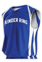 KINDER RING OFFICIAL REV BASKETBALL JERSEY