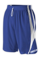 KINDER RING OFFICIAL REV BASKETBALL SHORTS
