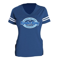 KINDER RING LADIES GAME DAY TEE