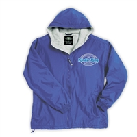 KINDER RING FULL ZIP JACKET WITH HOOD