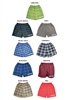 KINDER RING FLANNEL BOXERS