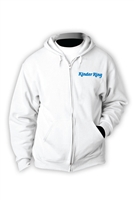 KINDER RING FRIDAY NIGHT FULL ZIP HOODED SWEATSHIRT