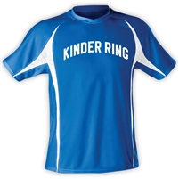 KINDER RING SOCCER JERSEY