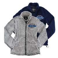 KINDER RING SHERPA FULL ZIP JACKET