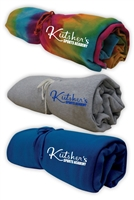 KUTSHERS SWEATSHIRT BLANKET