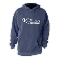 KUTSHERS VINTAGE HOODED SWEATSHIRT