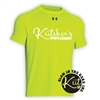 KUTSHERS HYPER COLOR UNDER ARMOUR TEE