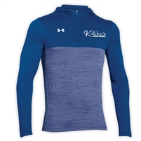 KUTSHERS UNDER ARMOUR TECH 1/4 ZIP HOODY