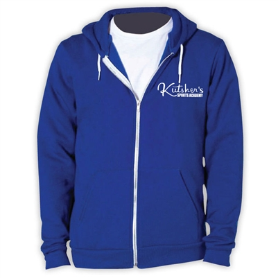 KUTSHERS AMERICAN APPAREL FLEX FLEECE HOODY