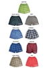 KUTSHERS FLANNEL BOXERS