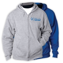KUTSHERS FULL ZIP HOODED SWEATSHIRT