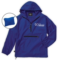 KUTSHERS PACK-N-GO PULLOVER JACKET