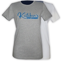 KUTSHERS GIRLS FITTED TEE