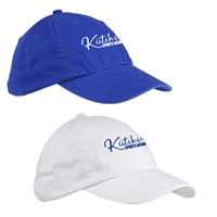 KUTSHERS WASHED TWILL LOW-PROFILE CAP