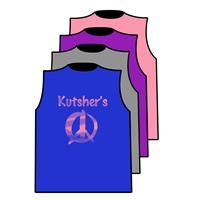 KUTSHERS MUSCLE TEE BY ALI & JOE