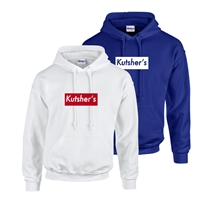 KUTSHERS SUPREME HOODED SWEATSHIRT