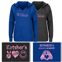 KUTSHERS V-NOTCH HOODY CUT BY ALI & JOE