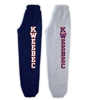 KWEEBEC ELASTIC BOTTOM SWEATPANTS