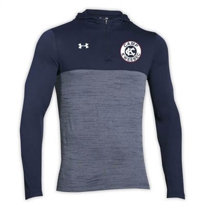 KWEEBEC UNDER ARMOUR TECH 1/4 ZIP HOODY