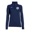 KWEEBEC LADIES UNDER ARMOUR STRIPE TECH 1/4 ZIP