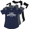KWEEBEC COLD SHOULDER TEE