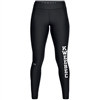 KWEEBEC LADIES UNDER ARMOUR HEAT GEAR LEGGING