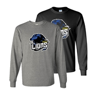 LINDENWOLD LIONS LONGSLEEVE TEE