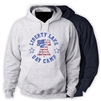 LIBERTY LAKE DAY CAMP HOODED SWEATSHIRT