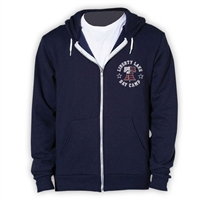LIBERTY LAKE DAY CAMP AMERICAN APPAREL FLEX FLEECE HOODY